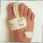 night bunion splint