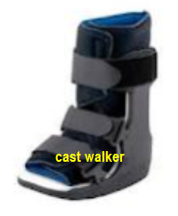 walking cast