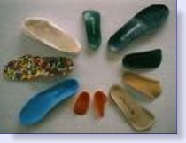 various types of orthotics
